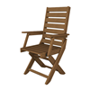 Polywood Captains Dining Chair Recycled Plastic