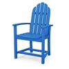 Polywood Adirondack Recycled Plastic Dining Chair