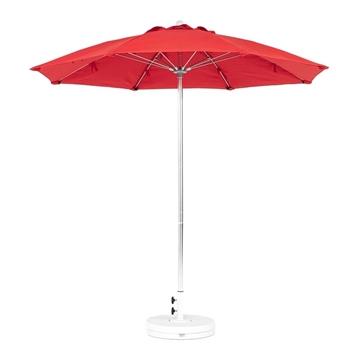 7 ½ ft. Market Style Fiberglass Patio Umbrella with Marine Grade Fabric