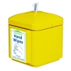 Sanitizing Wipe Dispenser Top-Opening Wall-Mount and Tabletop Versions - 5 lbs.