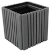 Recycled Plastic Planter - Color