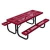 6 foot Rectangular Picnic Table