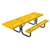 ADA Compliant 8 Foot Rectangular Picnic Table