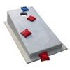 Concrete Cornhole Game Board
