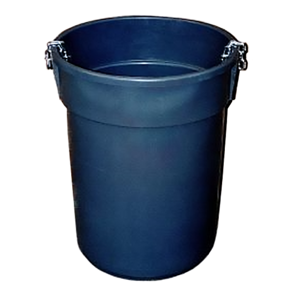 Rigid Plastic Liner For 32 Gallon Trash Receptacle