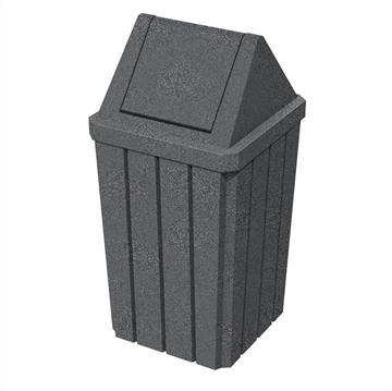 Signature 32 Gallon Receptacle with Liner