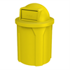 42 Gallon Receptacle with Dome Top Lid