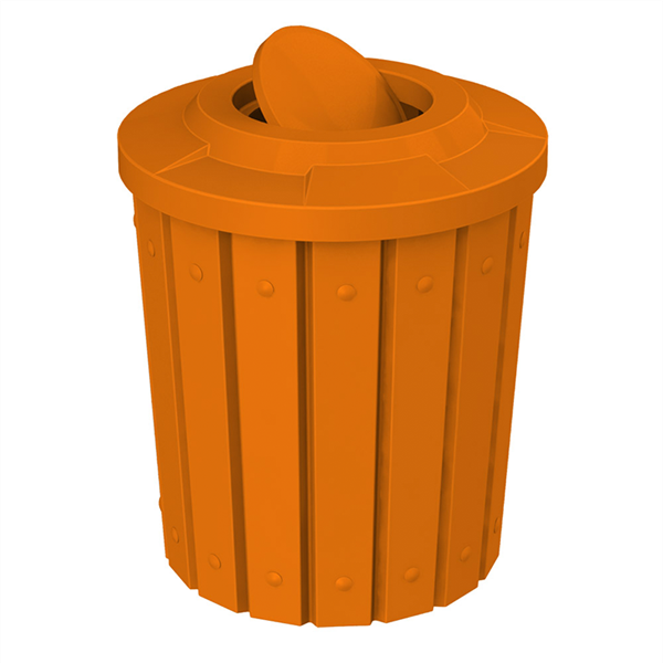 Signature 42 Gallon Receptacle with Flat Bug Barrier Lid